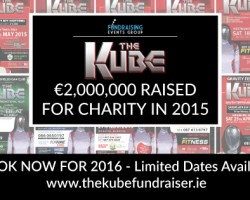 The Kube raised 2 million Euros in 2015